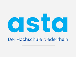 Logo: AStA Hochschule Niederrhein
