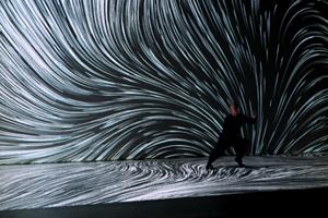 """Bild: Hiroaki Umeda """"Intensional Particle"""""""
