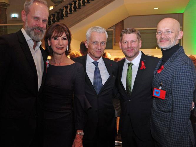 Bild: Tobias Grewe, Dr. Dorothee Achenbach, Arno Verkade, Sebastian Welke, Andreas Fußhöller