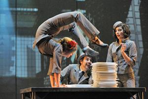 Bild: Cirque Éloize