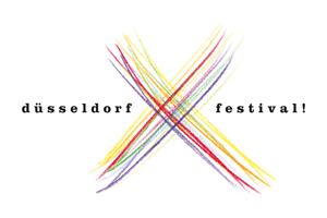 Logo: düsseldorf festival!