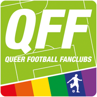 Logo: Queer Football Fanclubs