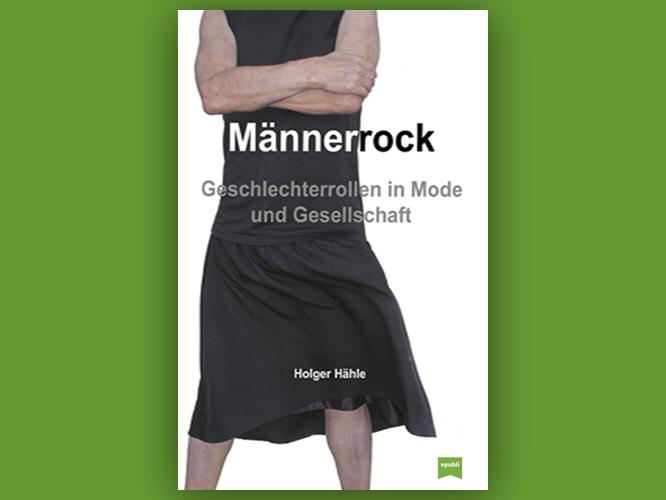 "Bild: Buchcover ""Männerrock"""