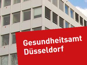 Logo: Gesundheitsamt Düsseldorf