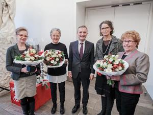 Bild: OB Geisel würdigt Frauenberatungsstelle und Frauenhäuser
