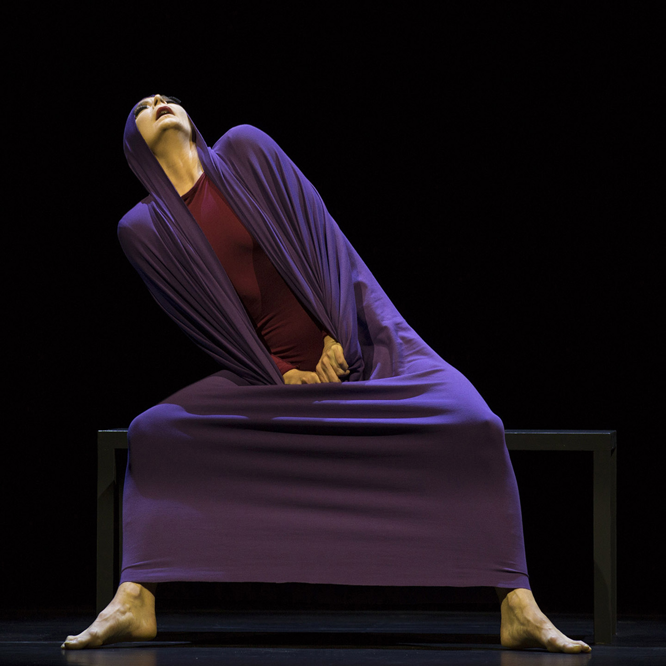 Bild: Martha Graham - Lamentation – Camille Andriot