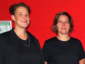Bild: Veronika Duma und Astrid Hirsch
