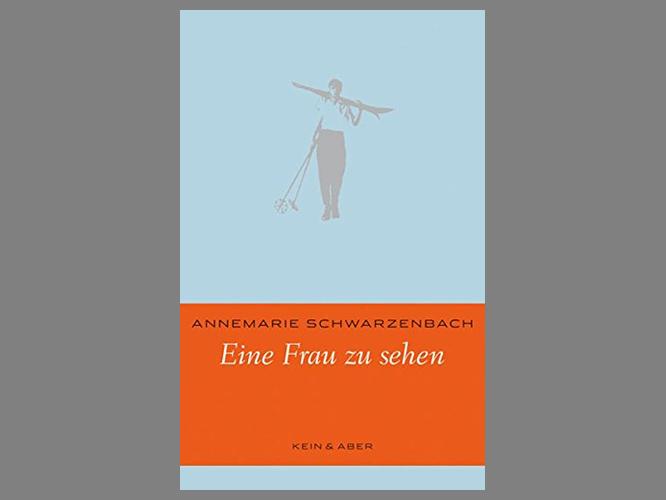 """Bild: Buchcover """"Eine Frau zu sehen"""""""