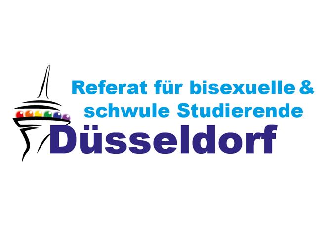 Logo: Referat für bisexuelle & schwule Studierende