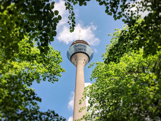 Bild: Rheinturm