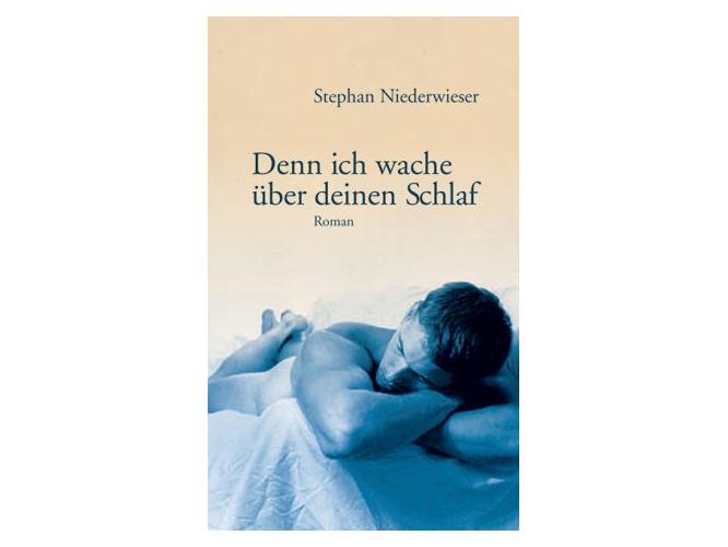 """Bild: Buchcover """"Ich wache über deinen Schlaf"""""""