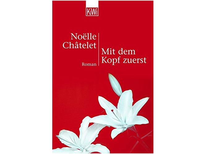 """Bild: Buchcover """"Mit dem Kopf zuerst"""""""