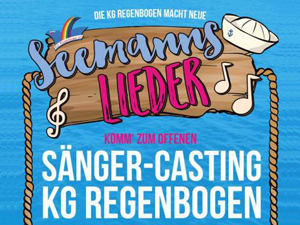 Bild: Sängercasting KG Regenbogen