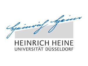 Logo: Heinrich Heine Universität Düsseldorf