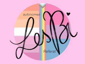 Logo: LesBI Referat HHU