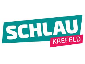 Logo: SCHLAU Krefeld