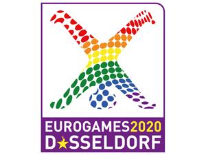 Logo: EuroGames 2020 Düsseldorf