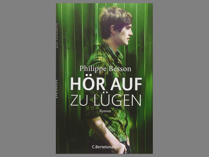 """Bild: Buchcover """"Hör auf zu lügen"""""""