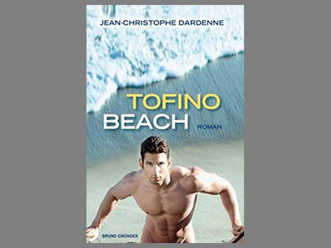 """Bild: Buchcover """"Tofino Beach"""""""
