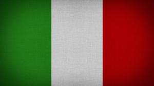 Bild: Italien-Fahne