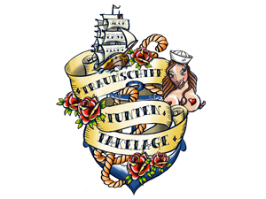 Bild: Traumschiff, Tunten, Takelage