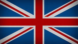 Bild: Großbritannien-Fahne