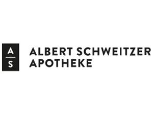 Logo: Albert Schweitzer Apotheke