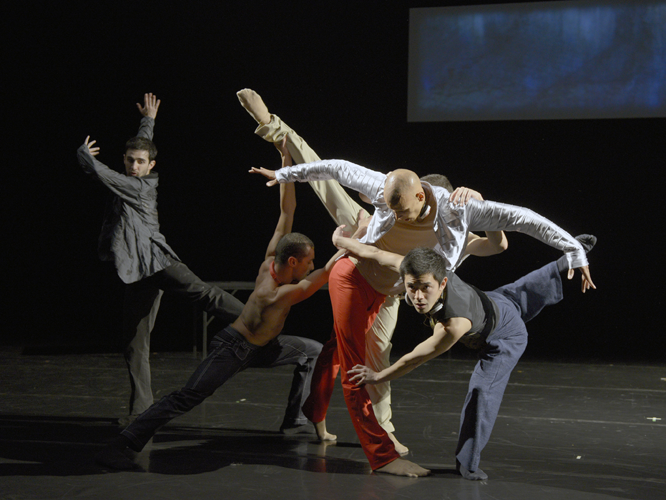 Bild: Donlon Dance Collective - Heroes