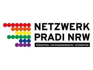 Logo: PRADI NRW