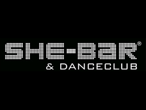 Logo: She-Bar & Danceclub