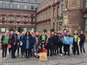 Bild: Deutsch-finnischer Jugendaustausch