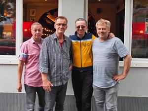 Bild: Ralf Kramer, Jürgen Glasmacher, Mayo Velvo, Frank Laubenburg