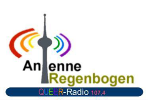 Logo: Antenne Regenbogen Wuppertal