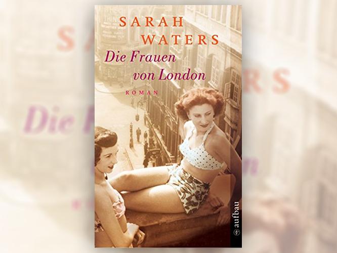 """Bild: Buchcover """"Die Frauen von London"""""""