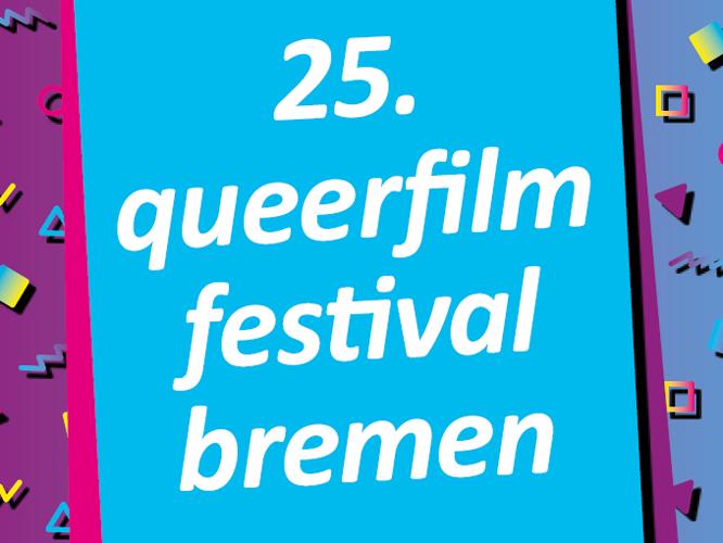 Bild: 25. queerfilm festival bremen