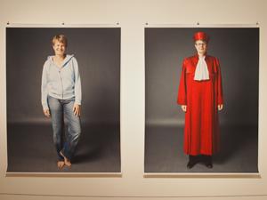 Bild: Susanne Baer – Porträt von Herlinde Koelbl