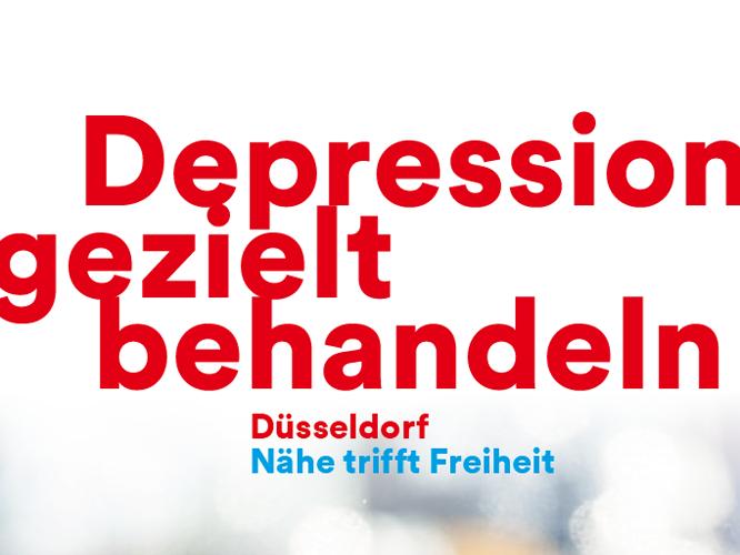 Bild: Depression gezielt behandeln