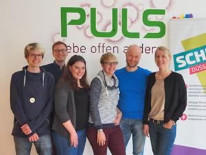 Bild: Team von PULS und SCHLAU