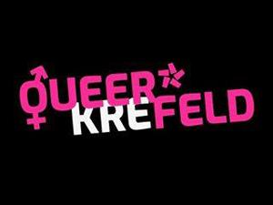 Logo: Queerfeld Krefeld