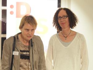 Bild: Renate Hoop und Lena Klatte