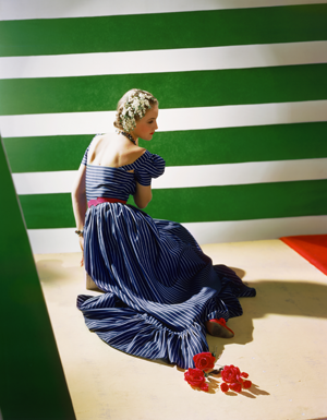 Bild: Dress by Hattie Carnegie, 1939 © Condé Nast / Horst Estate
