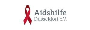 Bild: Neues Logo der Aidshilfe Düsseldorf
