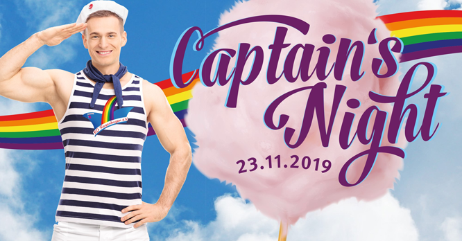 Bild: Captain's Night