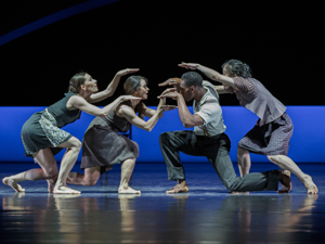 Bild: Tänzer_innen bei b.32
