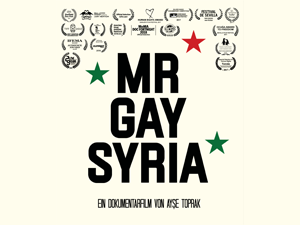 Bild: Mr Gay Syria