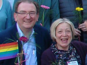 Bild: Johannes Horn und Eva Bujny
