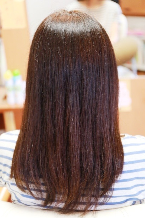 舞鶴 西舞鶴 美容室 美容院 ぷラーベートサロン ヘナ カラー