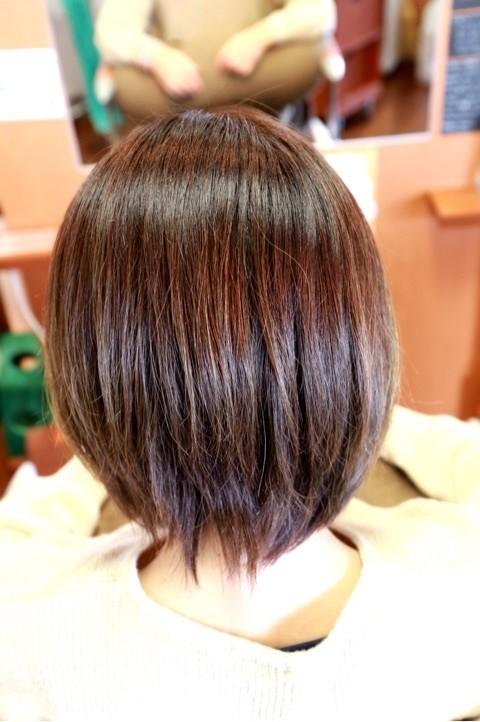 舞鶴 西舞鶴 美容室 美容院 ヘナ ハーブカラー プライベートサロン インディコ