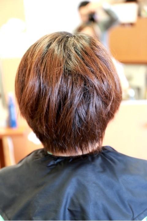 舞鶴 美容院 カラー オーガニック ハーブカラー