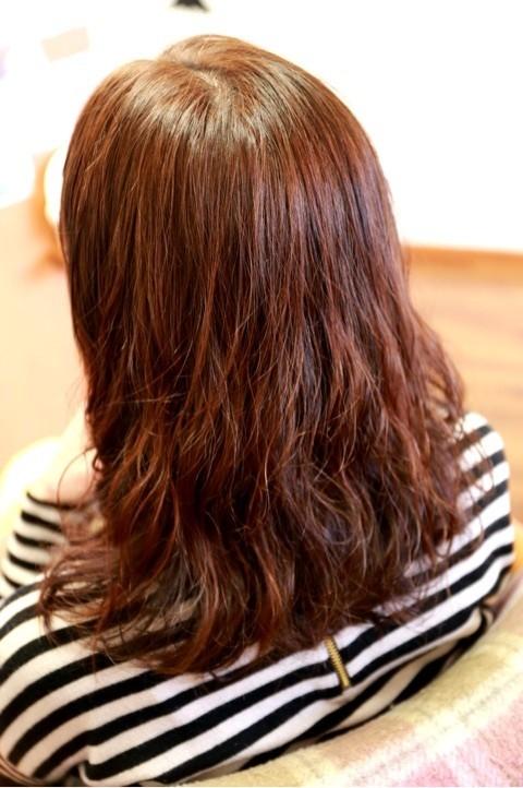 舞鶴 美容室 美容院 デジタルパーマ ヘナ ハーブカラー 傷み プライベートサロン